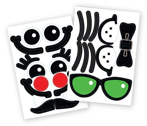 Trunki Fun Face Stickers front-1076154