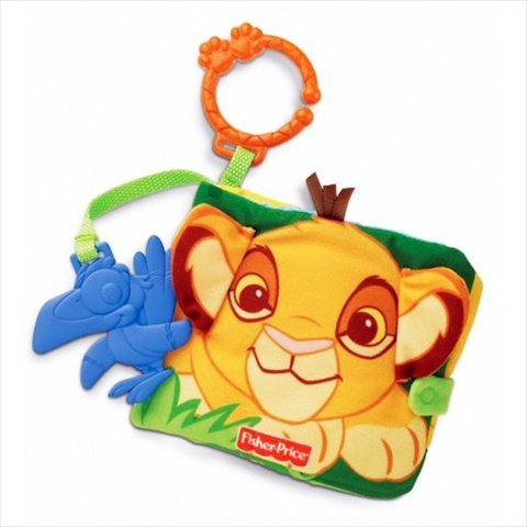 Us Cotton 16117 Fisher Price Disney Lion King Simbas Tale Soft Book