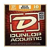 Dunlop - Jeux de cordes pour guitares électriques ACOUS EXTRA LIGHT 10-48