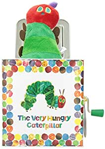 Kids Preferred World of Eric Carle, The Very Hungry Caterpillar Jack in the Box by Kids Preferred
