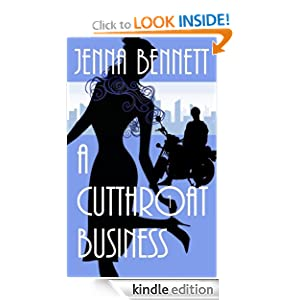 A Cutthroat Business (Savannah Martin Mystery)