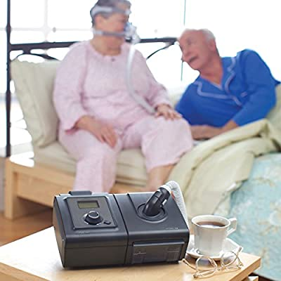 PR System One BiPAP Pro with Heated Tube Humidifier DS660TS