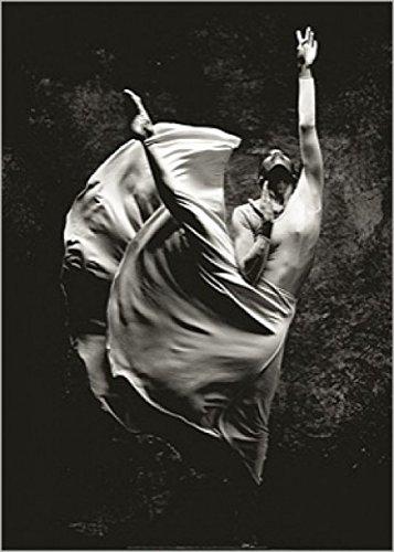 Set: Danza, Dancer Ballerina, Stephen Wilkes Stampa D'Arte (70x50 cm) e 1x Poster da Collezione 1art1®