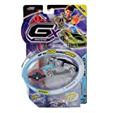 GX Racers Series 4 Stunt Vehicle With Bonus GX Rip Cord - #4 Mastermind / Street