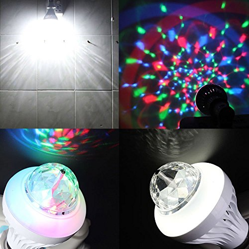 3-Watt-2-in-1-Rotating-Disco-RGB-LED-Bulb-(White)-