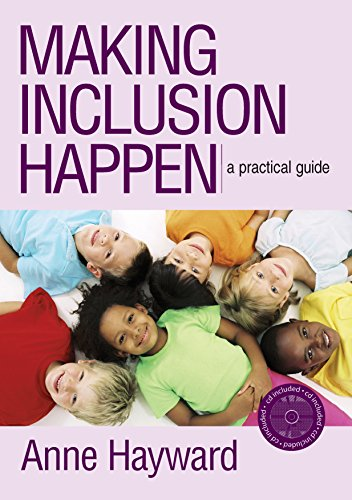 Making Inclusion Happen: A Practical Guide, by Anne Hayward