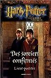 Harry Potter et la Chambre des secrets : Des sorciers confirm�s (livre-posters) (French Edition)