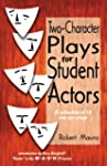 Two-character Plays For Student Actor...