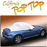 BMW Z3 DuPont Tyvek PopTop Sun Shade, Interior, Cockpit, Car Cover. Use with Top UP or Down__SEMA SHOW NEW PRODUCT AWARD WINNER__