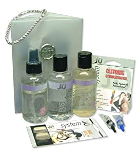 Jo gift pack citrus stimulation gel for her for Massage gifts for her