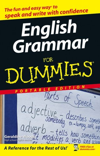 Download english grammar for dummies by geraldine woods