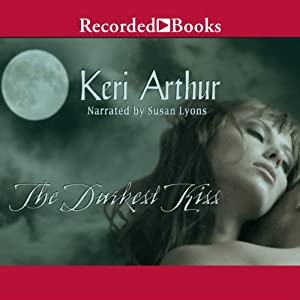 The Darkest Kiss Audiobook