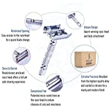 VIKINGS-BLADE-The-Chieftain-Safety-Razor-5-Swedish-Platinum-Super-Blades-Heavy-Duty-100-Pure-Raw-Manliness