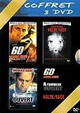 echange, troc Coffret Nicolas Cage 3 DVD : 60 secondes chrono / Volte Face / A tombeau ouvert
