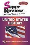 img - for U.S. History Super Review (Super Reviews Study Guides) book / textbook / text book