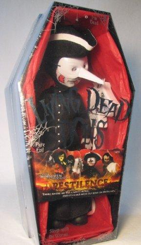 Mezco Toyz Living Dead Dolls Presents 4 Horsemen Of The Apocalypse - Pestilence