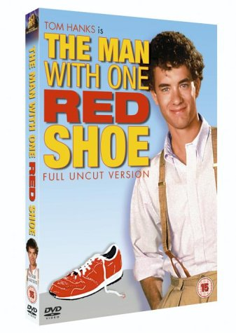 Man With One Red Shoe Dvd [UK Import]