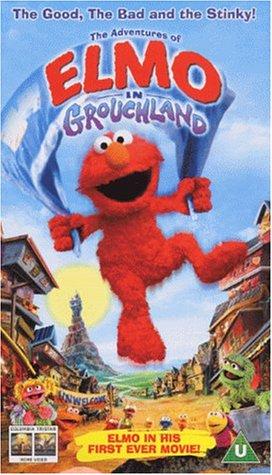 Adventures of Elmo In Grouchland [UK Import]