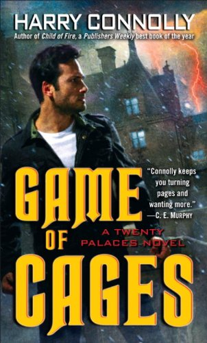 Image of Game of Cages: A Twenty Palaces Novel
