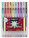 Sargent Art 22-1501 10-Count Glitter Gel Pens