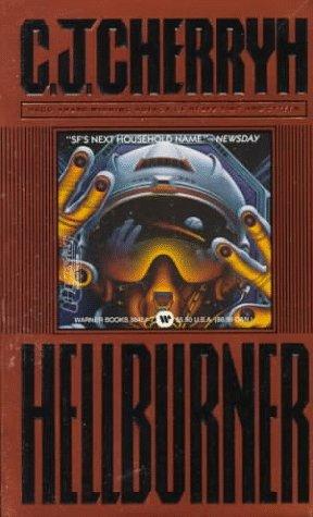 Image for Hellburner (Questar Science Fiction)