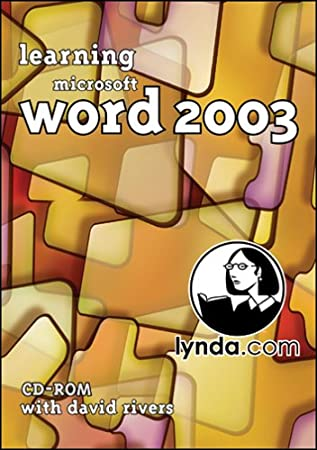 Learning Microsoft Word 2003