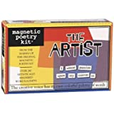 Magnetic Poetry Artist Magnetic Poetry Kit