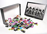 Photo Jigsaw Puzzle of Police Motorcycle...