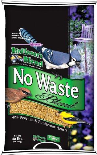 Cheap F.M. Brown's Bird Lovers Blend, 40-Pound, No Waste Blend (B002T8UUUQ)