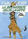 "Afficher ""Gaston La Biodiversité selon Lagaffe"""