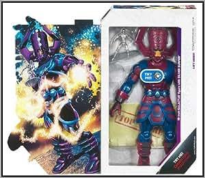 "Marvel Masterworks 19"" Galactus W/ Silver Surfer Figure"