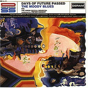 The Moody Blues - Days of Future Passed (West German Pressing) - Zortam Music