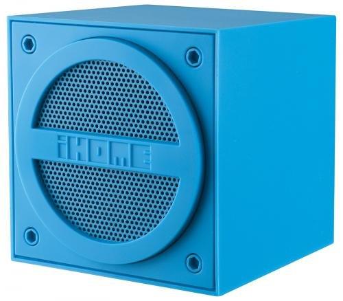 SDI-iBT16LE-iHome-iBT16-Bluetooth-Mini-Lautsprecher-blau