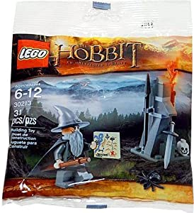 Lego 30213 The Hobbit Gandalf Minifigure