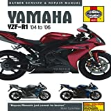 Yamaha YZF-R1 Service and Repair Manual: 2004 to 2006 (Haynes Service and Repair Manuals) Matthew Coombs