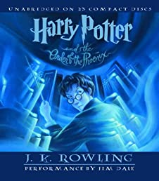 Harry Potter and the Order of the Phoenix (Book 5)