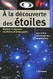 echange, troc Joachim Herrmann - A la découverte des étoiles : Pour repérer et observer les étoiles et les planètes