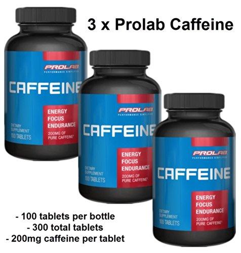 pilules de caféine de 200 mg par 100 comprimés