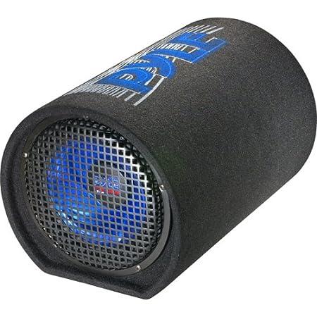 Pyle PLTB-8 Caisson de basses Noir, Bleu