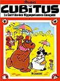 La corrida des hippopotames casqués