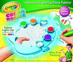 Image Result For Crayola Light Up Color Palette