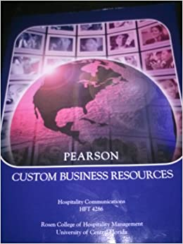 pearson custom business resources essay Buy essay canada advanced college essay pearson custom publishing doctorate research proposal human resources today debate on free trade business.