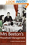 Mrs Beeton's Household Management (Wordsworth Reference)