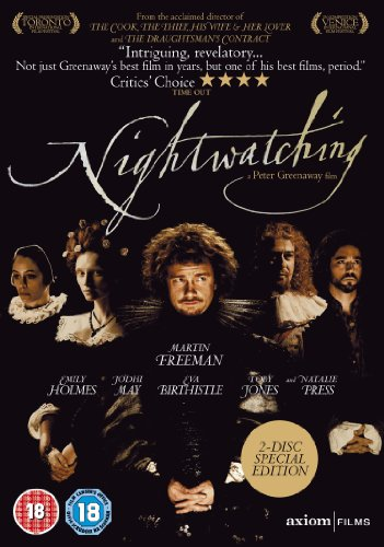 Nightwatching/レンブラントの夜警 DVD2枚組[PAL-UK][Import]