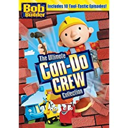 Bob the Builder: Ultimate Can-Do Crew Collection DVD