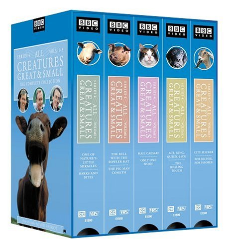 All Creatures Great and Small - Series 4 [VHS]
