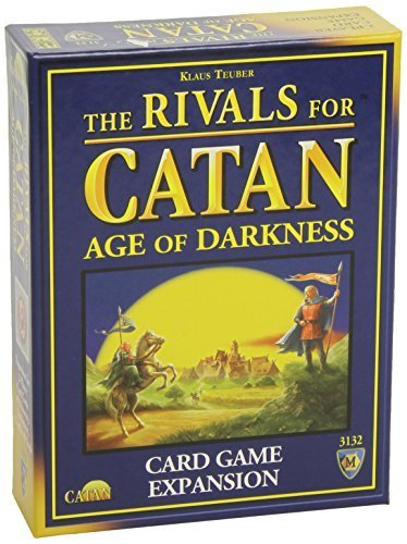 MayFair Games Rivals for Catan Age of Darkness Expansion by Mayfair Games