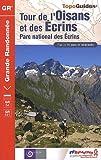 echange, troc FFRP - Tour de l'Oisans et des Ecrins : Parc national des Ecrins