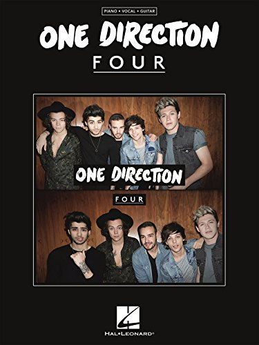 One Direction - Four Songbook (One Direction Kindle compare prices)