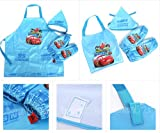 Disney Pixar Cars Children Waterproof Apron Set 921797